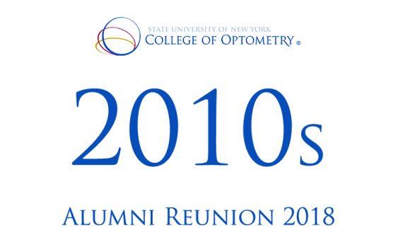 2010s - Alumni Reunion 2018