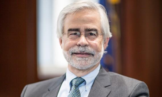 President Dr. David Heath