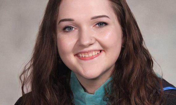 Alicia Jones, Class of 2020