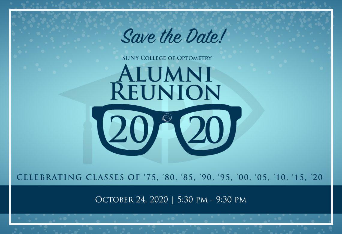 Alumni Reunion 2020