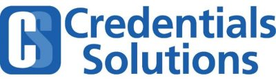 Credentials Solutions new logo