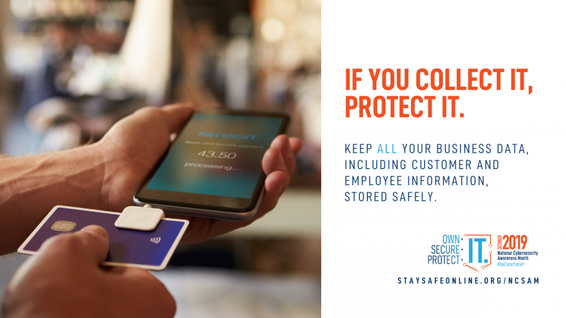 If You Collect It Protect It Graphic