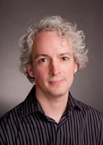 Dr. Robert McPeek, associate professor of biological sciences at SUNY Optometry