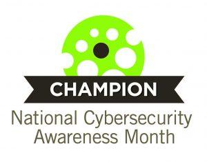 NCSAM 2018 Champion Logo
