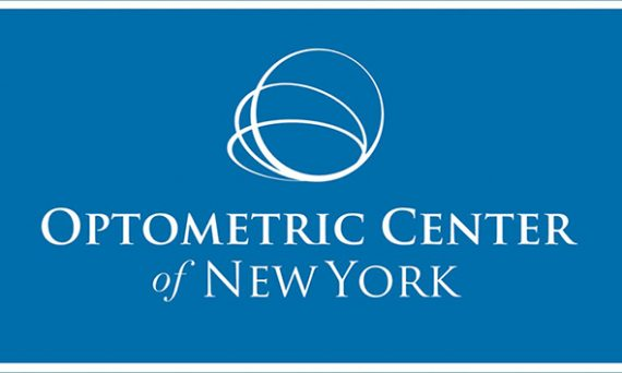 Optometric center of new york logo