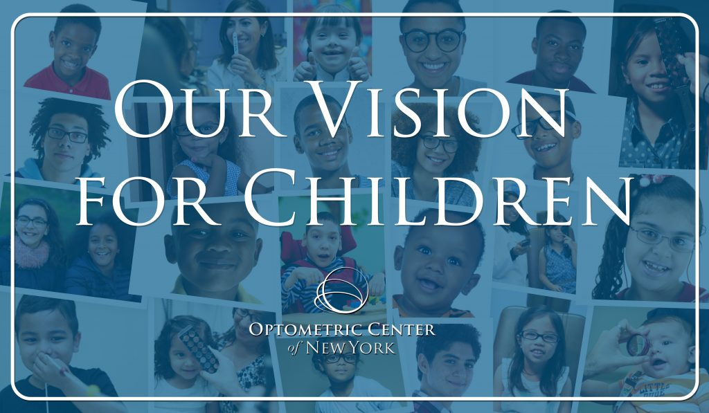 Our Vision for Children poster