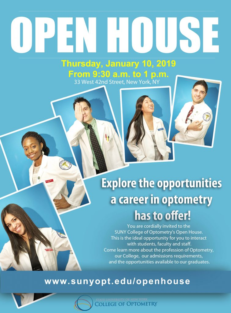 January 2019 Open House