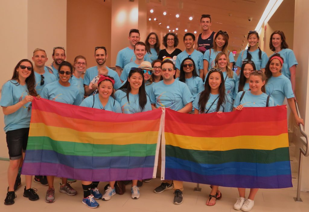 In Pictures SUNY Optometry Shows Its Pride SUNY College Of Optometry