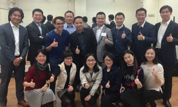 SUNY Optometry Hosts 'Rising Stars' of China's Eye Care Community