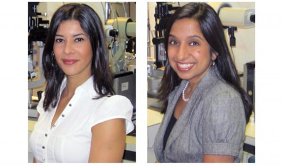 Dr. Larina Rosa and Dr. Neha Sheth