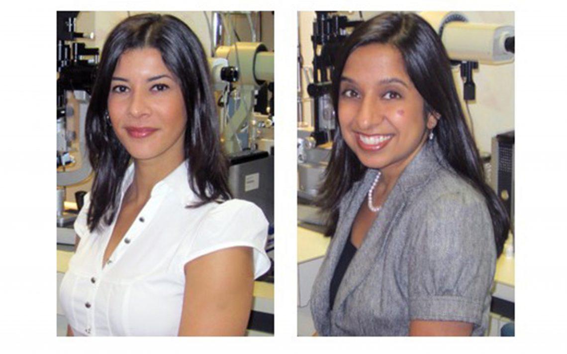Dr. Larina Rosa and Dr. Neha Sheth