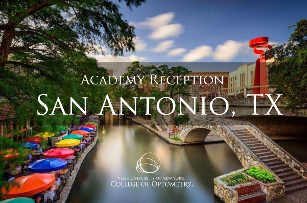 San Antonio invitation image