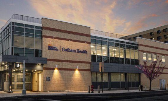 NYC Health + Hospitals/Gotham Health, Vanderbilt