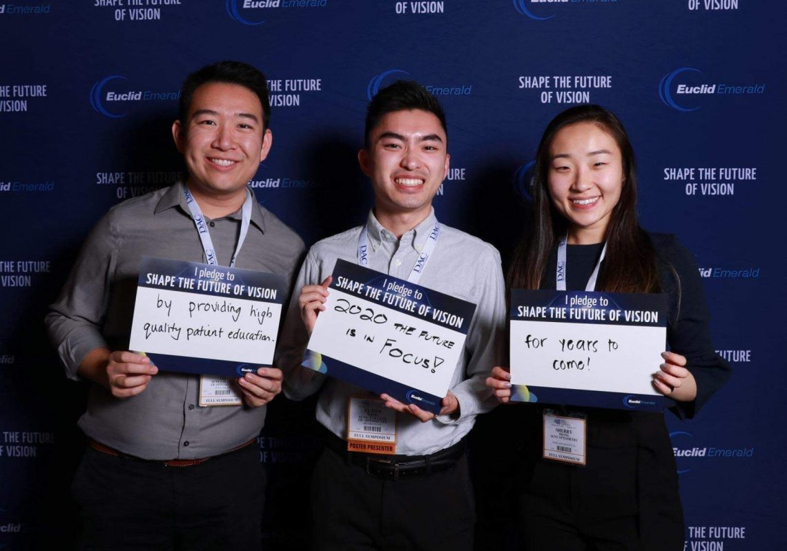 RECORD NUMBER OF SUNY OPTOMETRY STUDENTS PRESENT AT 2020 GLOBAL SPECIALITY LENS SYMPOSIUM