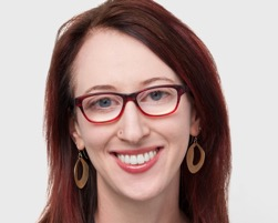 Dr  Shiri Azenkot Visits SUNY Optometry's Schnurmacher