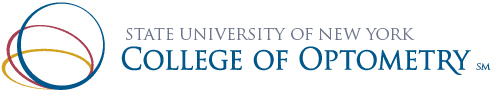 State University of New York College of Optometry logo