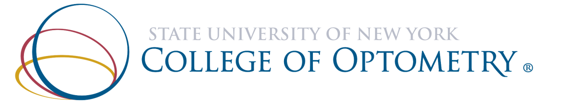 State University of New York College of Optometry logo