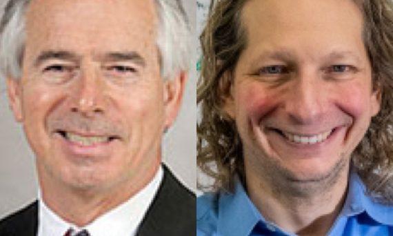 Dr. Stephen Massey and Dr. Josh Tenenbaum